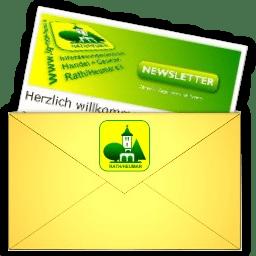 IG-Newsletter - Werbung