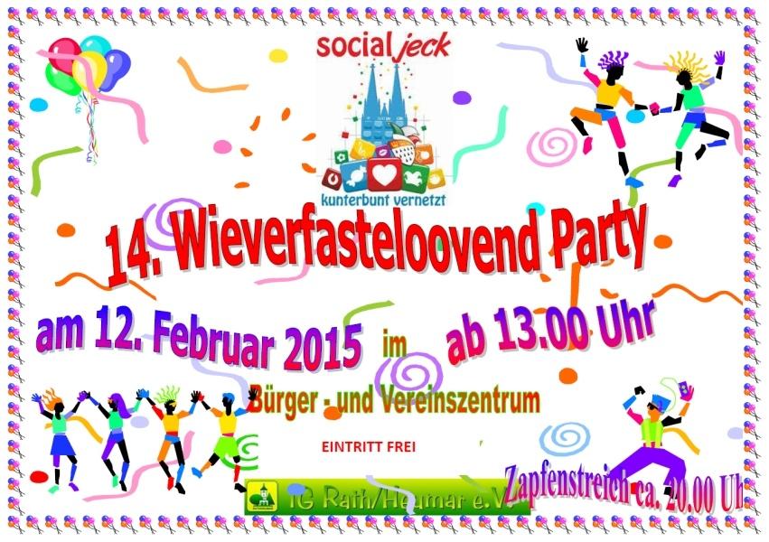 Karneval im BVZ 2015