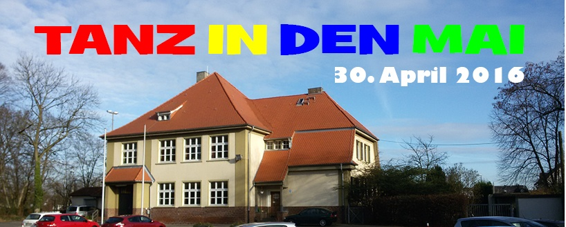 Bürgerzentrum + Tanz in den Mai