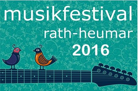 Musikfestival 2016 Logo